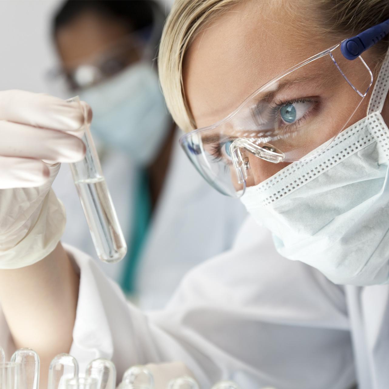 Laboratoire médicale